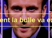 518ème semaine politique: qu'est bulle Macron