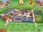 parc d'attractions Spirou ouvrira juin 2018