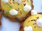 Tartelettes leur dôme citron