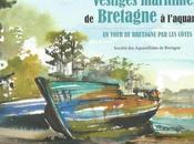 Vestiges maritimes Bretagne l'aquarelle