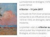 modernité Bretagne 1870-1920 Claude Monet Lucien Simon