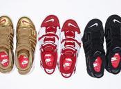 Supreme Nike More Uptempo