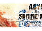 Sword Online annonce season pass Abyss Shrine Maiden