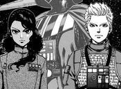 adaptation manga pour roman Star Wars Étoiles perdues