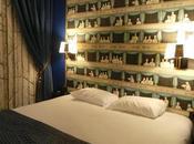 L'hôtel Sacha, hôtel l'ambiance théâtrale