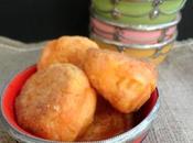 Beignets potiron mozzarella
