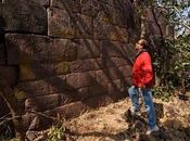 archéologues découvrent 80km Grande Muraille d'Inde