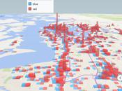 Webinaire gratuit: façons créer cartes géographiques avec Excel Power