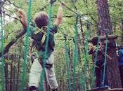 S'amuser parc aventure Floreval famille