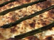Quiche Roquefort, Gouda asperges