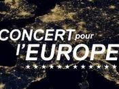 Concert pour l'Europe, musique paix