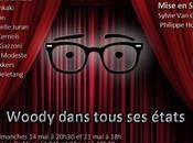 Woody Allen rater pour rire sans peine.... Lucernaire théâtre Belleville
