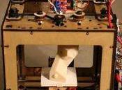 Makerbot pionnier l'impression grand public