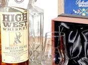 High West Whiskey, petit bourbon dans prairie