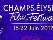 Champs-Élysées Film Festival 2017 Programme