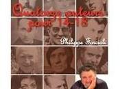 Quatorze auteurs pour 14-18, Philippe Forcioli