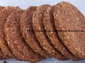 Digestive biscuits sans beurre