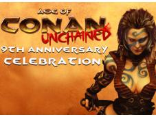 personnage gratuit Conan pour anciens joueurs