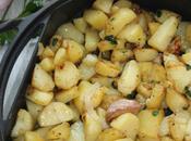 Pommes terre sautées