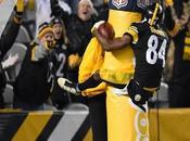 enfin moins sévère avec célébrations d'après touchdown