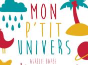 Aujourd'hui c'est mercredi p'tit univers d'Aurélie Barbe Caribou