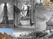 Merveilles Monde Antique Statue Zeus