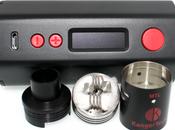 [Box] Test Dripbox 160W Kangertech