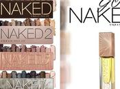 Urban Decay Après palettes, parfum (Go) Naked