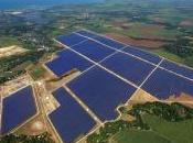 Ferme solaire Japon première