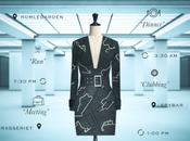Coded Couture Votre robe conçue grâce données personnelles