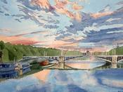 Pont Lafayette Lyon (Rhône)