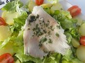 Salade d'aile raie