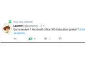Microsoft office éducation gratuit