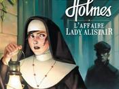 enquêtes d'Enola Holmes L'affaire Lady Alistair