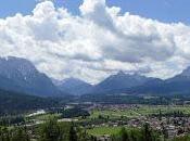Belles promenades bavaroises: Maxhütte départ Wallgau.