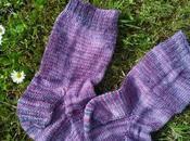 Petites chaussettes printanière