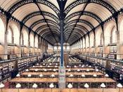 Vues Pinterest bibliothèques Thibaud Poirier