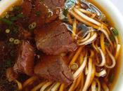 Taiwanese beef noodle soup: WANG BEEF NOODLE SOUP