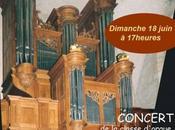 Concert heures d'orgue Châtillon-sur-Chalaronne (Ain)