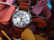 Fugue, montres contemporaines design signé Marc Tran