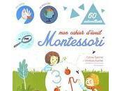 Vendula Kachel, Céline Santini Claire Frossard cahier dÂ'éveil Montessori