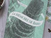 mémoire Babel Christelle Dabos