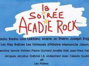 Soirée Acadie Rock FrancoFolies Montréal Place Festivals juin 2017