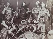 Ring 1876 Bayreuth: hommes Ring, photo Nibelungen, 1876, MÄNNER!