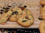 Cookies Apéritif Graines.