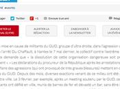 Pour dissolution #Gud, groupe terroriste