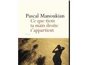 Pascal Manoukian tient main droite t'appartient