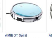 Retrouver robots-aspirateur Amibot page facebook Best robots