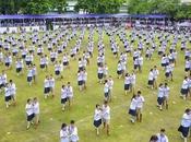 Ecole Nakhon Sawan, stade pour tango ligne