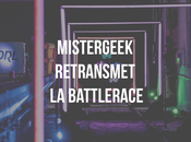 Mistergeek retransmet BattleRace, course drone